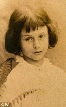 Alice Liddell inspired the character of Alice in Wonderland