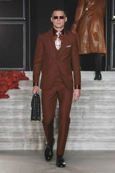 Brioni Fall-Winter 2016 Couture Collection - Paris Fashion Week