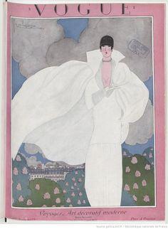 Vogue (Paris), juin 1925