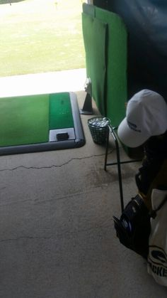 Excellent day to hit the range and 110 balls. Get your fantasy league nationally recognized at StatChat.com #golf #pga #FantasySports #StatChat