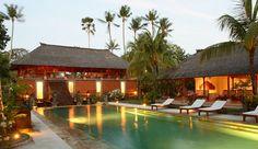 Swimming Pool - Villa Batujimbar Sanur Bali Jeoffrey Bawa, architect.