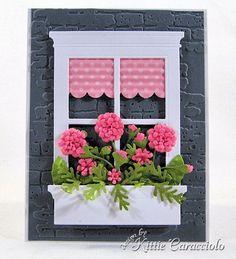 KC Memory Box Primula Bloom 1 center