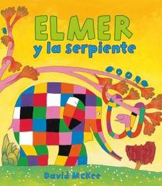 Elmer y la serpiente (David McKee)