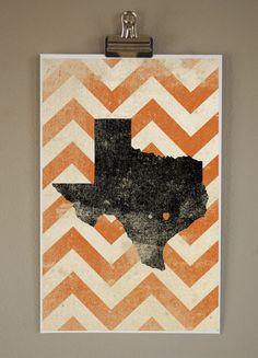 Texas Wall Art texas wall art #potterybarn | casa de chuzzmo | pinterest