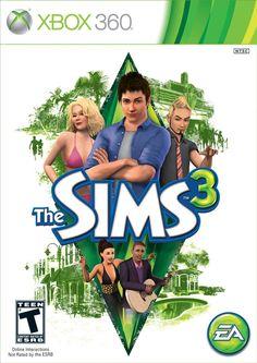 Amazon.com: The Sims 3 - Xbox 360: Video Games