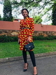 Ankara Jackets, African Prints, Jackets For Women, Blouse, How To Wear, Tops, Fashion, Cardigan Sweaters For Women, Moda
