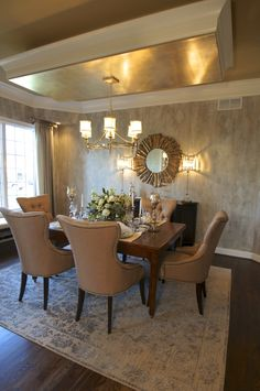 Dining Room by Designs on Madison