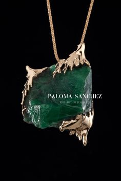 Chinese Emerald Collection - Paloma Sanchez Blog