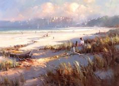 Weekend at Dee Why, Ivars Jansons