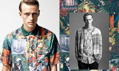 "Soulland Spring/Summer 2015 ""Deco"" Lookbook"