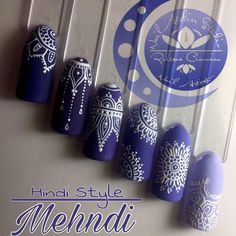 Great-looking nail art isn't just concerning the design but additionally about getting ready. Hard Nails, Thin Nails, Henna Nails, Gel Nails, Cute Nails, Pretty Nails, Indian Nails, Peeling Nails, Mandala Nails