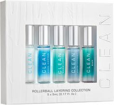 Clean Rollerball Set
