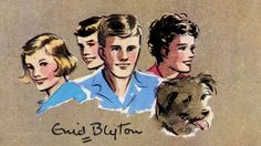 Spoof Enid Blyton Famous Five Books Coming Soon | Utility
