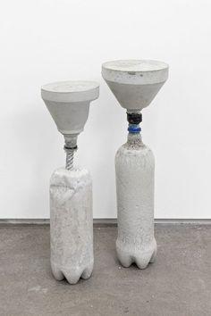 Matias Faldbakken, Fuel Sculpture, 2014