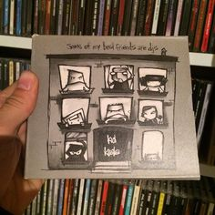 Kid Koala - Some Of My Best Friends Are Djs (2003) #kidkoala #ninjatune #zen #turntablism #dj #dopeshit #realhiphop #cdcollection #cdcollector by funkybo http://ift.tt/1HNGVsC