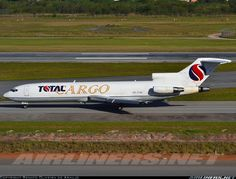 Total Cargo Boeing 727-223/Adv(F) aircraft picture