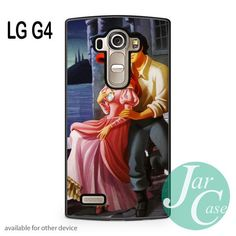 Ariel the Little Mermaid & Prince Phone case for LG G4 and other cases