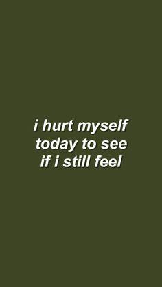 Hurt - Nine Inch Tails