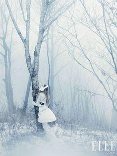 winter shoot