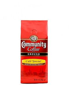 Community Coffee  ground  Cafe Special 12oz bags  2 count *** You can get additional details at the image link. (This is an affiliate link and I receive a commission for the sales)