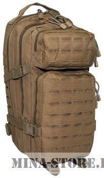 mina-store.de - US Rucksack Assault I Laser coyote tan