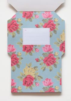 Fold And Mail Stationary By Cath Kidston
