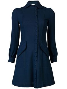 Ossie Clark Vintage Shirt Dress inspired by Adaline in The Age of Adaline | TheTake