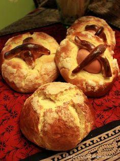 Monas de Pascua y Panquemados con Masa Madre | Cocinar en casa es facilisimo.com