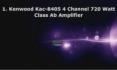 Top 10 Car Multichannel Amplifiers