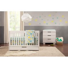 Found it at Wayfair - Mercer 3-in-1 Convertible Crib