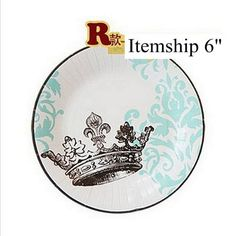 Itemship 20 PCS 6 inch / 8 inch color disposable paper plates grill pan party party paper plates (R) by Itemship, http://www.amazon.ca/dp/B00G9TR1H6/ref=cm_sw_r_pi_dp_96rCsb00CH058
