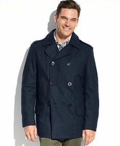 Calvin Klein Men&39s Tall Melton Wool | Men Fashion | Pinterest