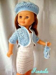 American Girl Crochet, American Girl Crafts, Pram Toys, Nancy Doll, Baby Gift Box, Crochet Doll Clothes, Disney Dolls, Doll Costume, Barbie And Ken