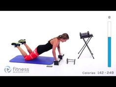 Brutal Fat Burning Cardio HIIT + Dynamic Total Body Strength Training - FB Blend - YouTube
