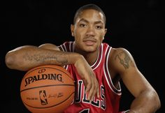 Derrick Rose of the Chicago Bulls. Are you a fan? #derrickrose #chicagobulls #basketball