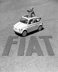 Fiat Cinquecento by Auto Clasico, via Flickr