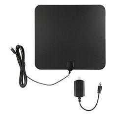 nice Blimark HDTV Indoor Antenna- 50 Miles Digital Long Range TV HD Antenna With Amplifier Signal Booster Upgraded Version Better Reception