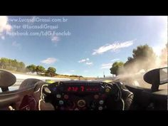 HD Extreme Real F1 Driver Point of View - 2013 - Lucas di Grassi