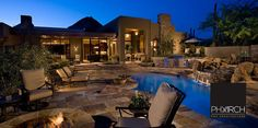 Contemporary Residential by PHX Architecture
