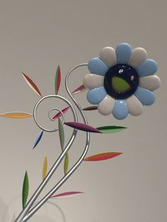 Takashi Murakami, Clock, Wall, Home Decor, Watch, Homemade Home Decor, Clocks, Decoration Home, The Hours