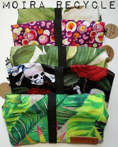 #tabaquera #tabaquerasrecicladas #reciclajecreativo #reciclar #handmade #hechoamano #moira_recicly  #textilreciclado #tabaqueras… Gym Bag, Recycling, Instagram, Handmade, Purse, Upcycled Textiles, Creativity, Hand Made, Duffle Bags