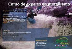 Curso de experto en piragüismo en Ponferrada. www.bierzonatura.es