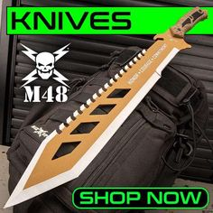 Honor Courage Commitment, M48, Tactical Pen, Throwing Knives, Concept Weapons, Bleach Anime, Cool Inventions, Knives And Swords, Cool Gadgets