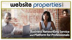 Internet Business For Sale: Business Networking Service and Platform for Professionals. Business networking is sorely lacking today. Experienced, successful business professionals need and want to network/connect with other well-conn Sell Your Business, Business Sales, Business Networking, Online Business, Professional Website, Business Professional, Franchise Business, Online Entrepreneur, How To Level Ground