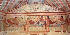 La cucina degli Etruschi - Gastronomia in pillole a cura di Luigi Farina