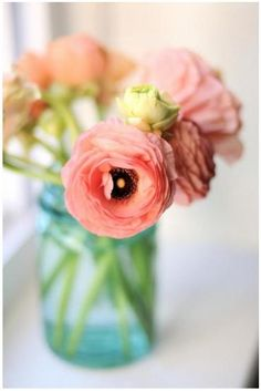 pretty ranunculus, would be lovely possibly in moscow mule