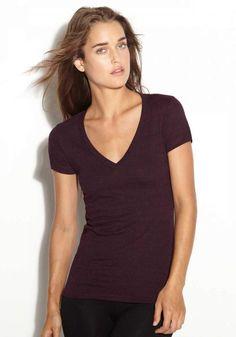 T-shirt moda da stampare. Linea fashion, tessuti particolari come il fiammato, e vestibilità slim e moderna...