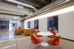 Inside Fossil's New Texas Headquarters