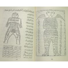 Iran Islam TEMTEM-e HENDI Pictorial Book on Talisman, Charm & Mysterious Sciences in Persian ( Farsi ). --- Instructions on what to do to put Demons & Genie ( Jinni ) under your control & info about how to make Brass Plates to avoid Black Magic & use White Magic. 240 Pages in A5 Sizes.