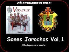 """Sones jarochos 1 con Arpa Jarocha """"Solo Veracruz es bello"""""""